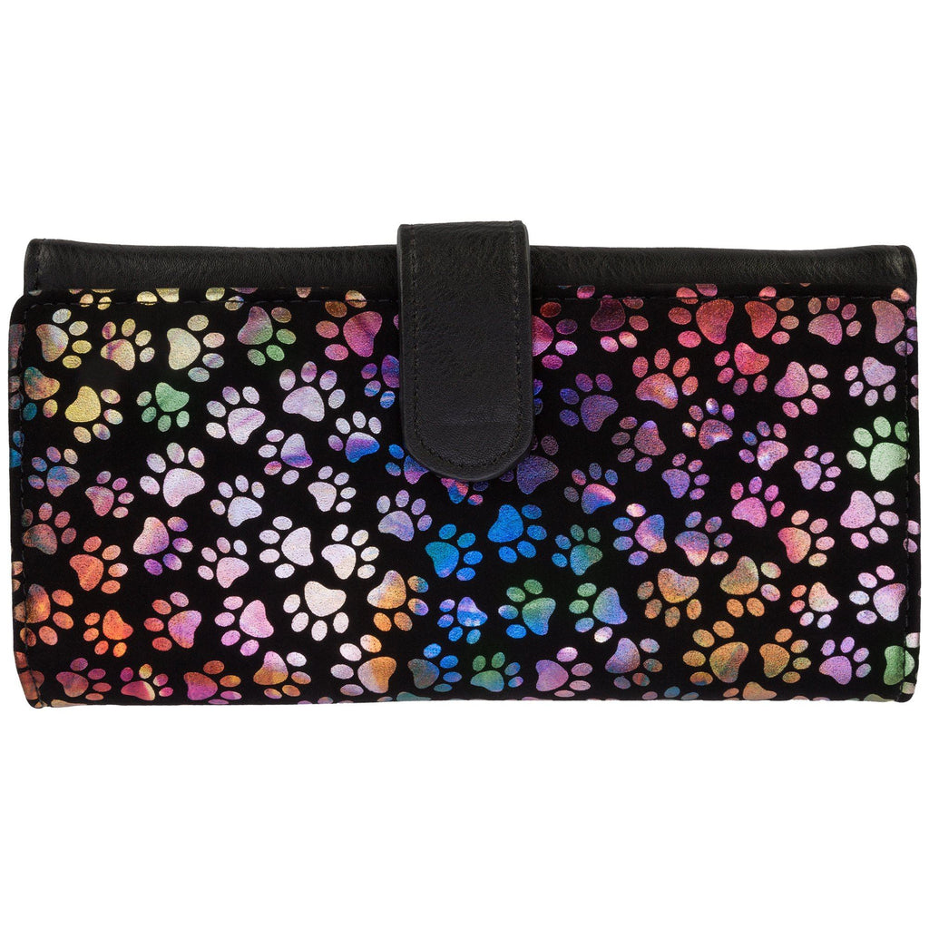 Shimmer Paws Wallet