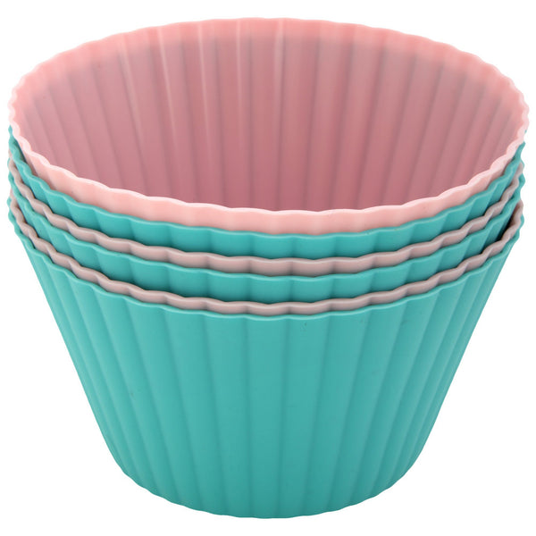 Silicone Baking Cups - Set Of 6