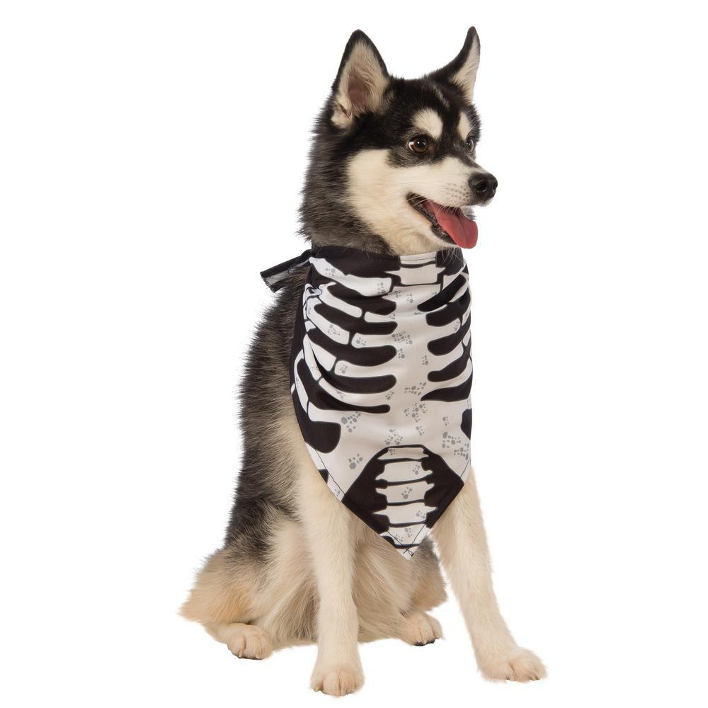 Skeleton Pet Bandana