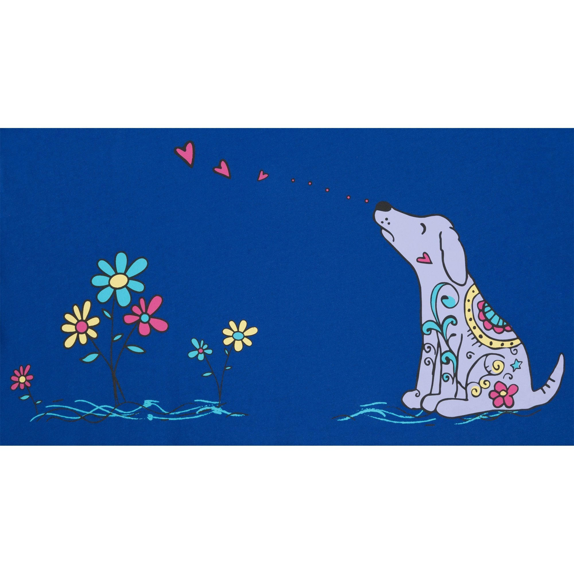 7a7accacc7 ... Smell The Flowers Dog Cat Nightshirt