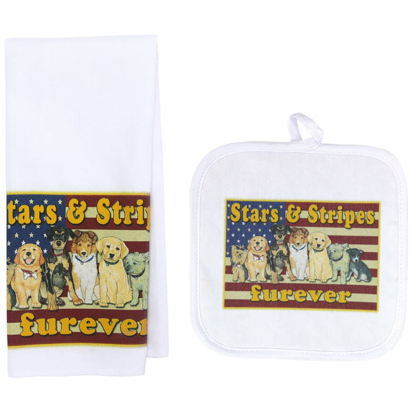 Stars & Stripes Furever Kitchen Set