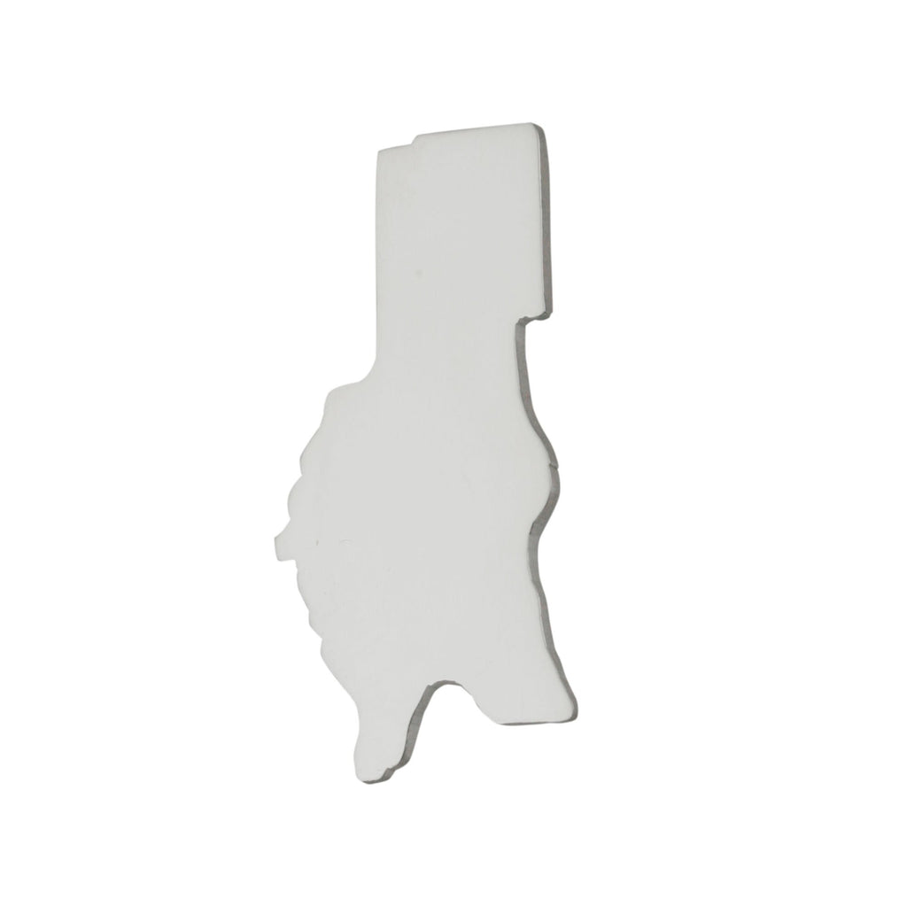 Sterling Darfur Map Pin