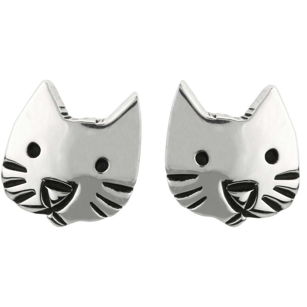 Sweet Pet Face Sterling Earrings Collection