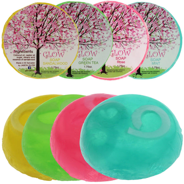 Swirly Glycerin Guest Soap