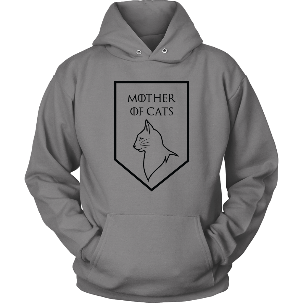 T-shirt - Mother Of Cats Hoodie