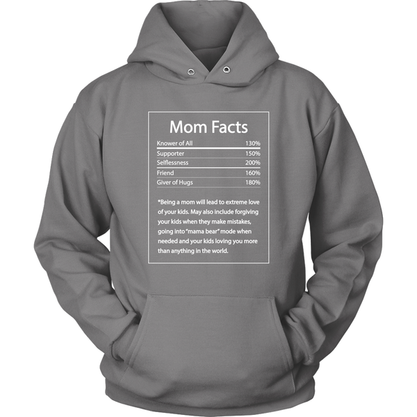 Mom Facts Hoodie