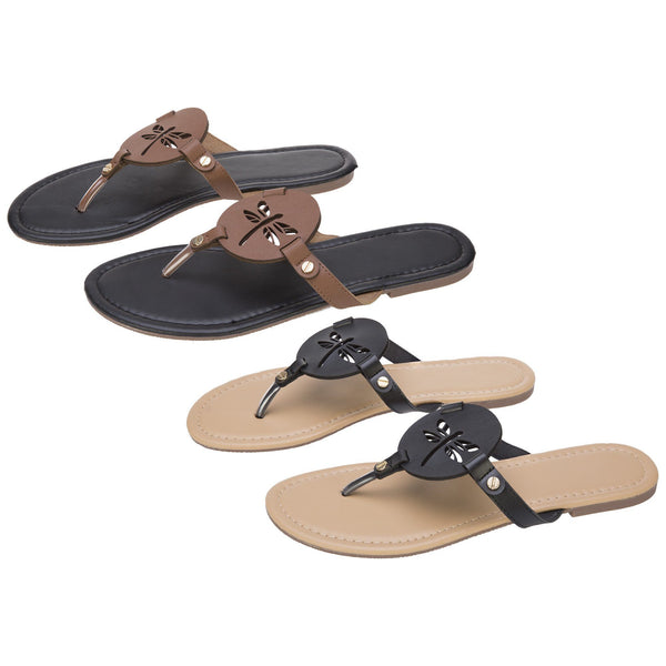 Take Flight Dragonfly Sandals