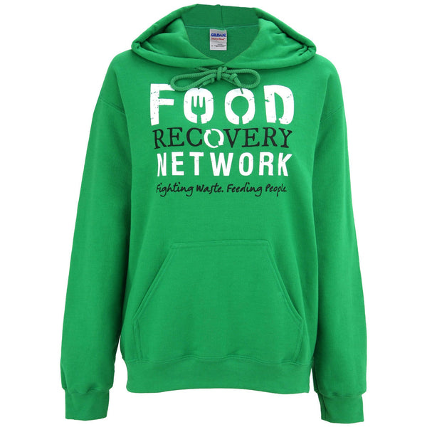 The Food Recovery Network Hooded Sweatshirt