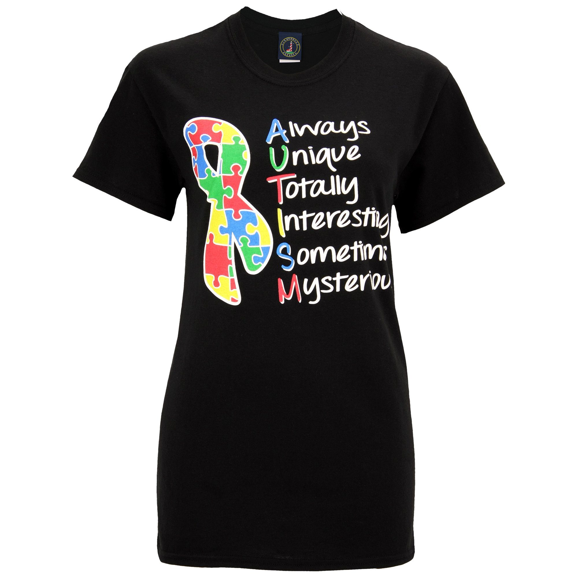 a4c154da024 The Heart of Autism T-Shirt| The Autism Site