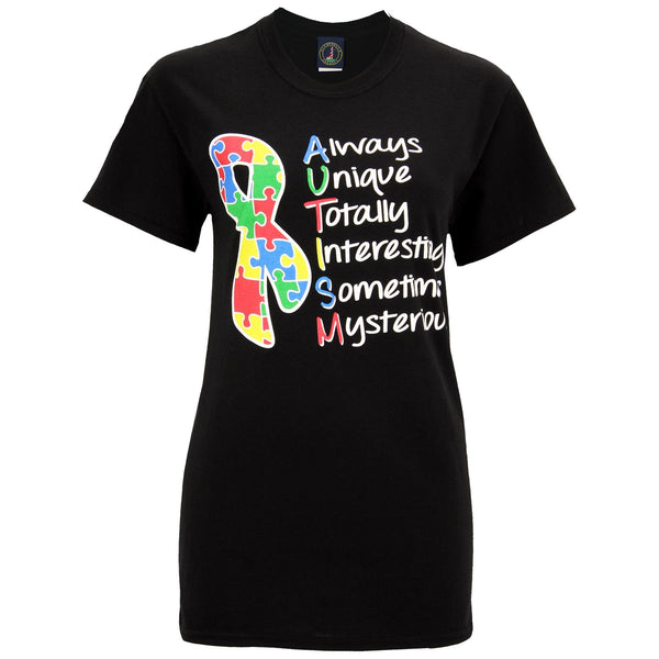 The Heart Of Autism T-Shirt