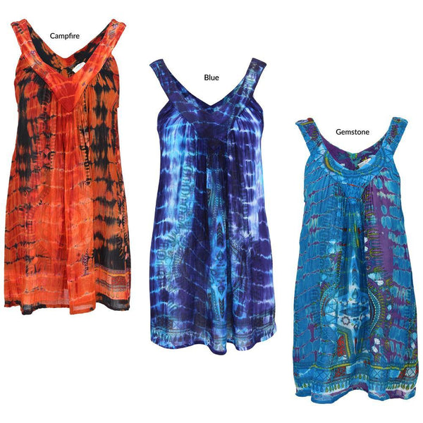 Tie Dye Spirit Sleeveless Top
