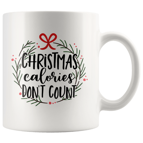 Drinkware - Christmas Calories Don't Count Mug