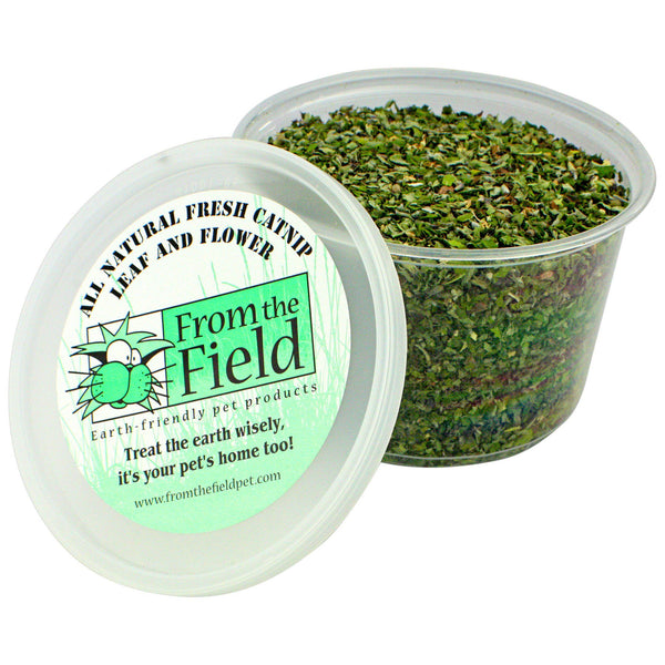 Tub O' All-Natural Leaf & Flower Catnip