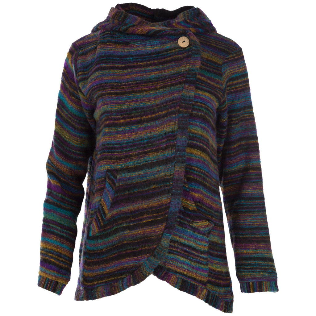 Twilight Lines Wrap Jacket