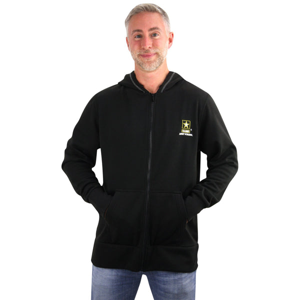 U.S. Army® Men's Hooded Zip Sweatshirt