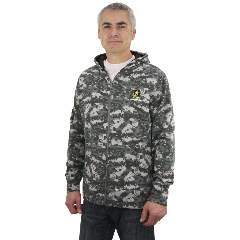 U.S. Army® Men's Performance Zip Hoodie