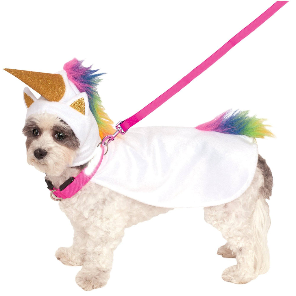 Unicorn Pet Collar Costume