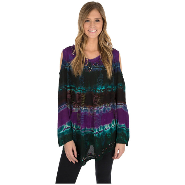 Untamed Spirit Peek-a-Boo Tunic