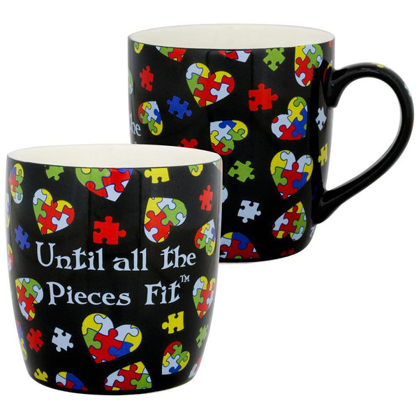 Until All The Pieces Fit™ Mug