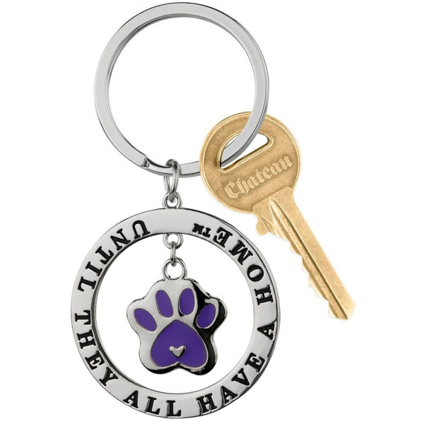 Until They All Have A Home™ Keychain