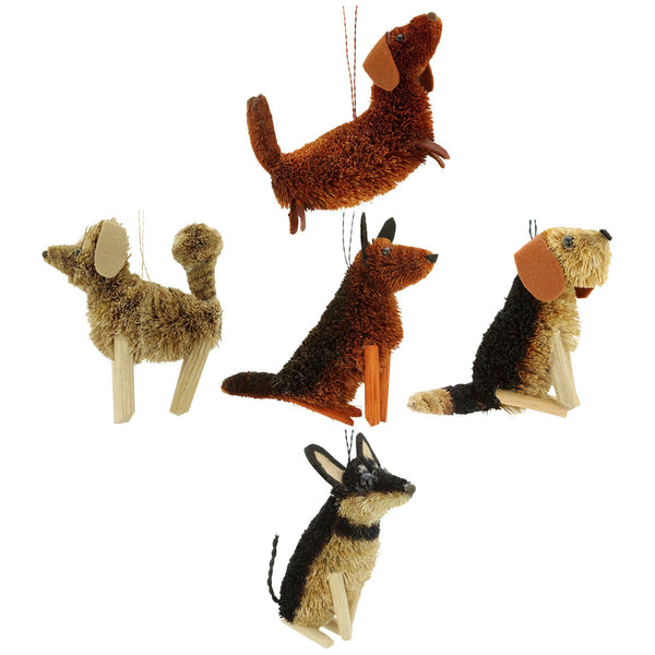 Whisker Critter Dog Breed Ornament