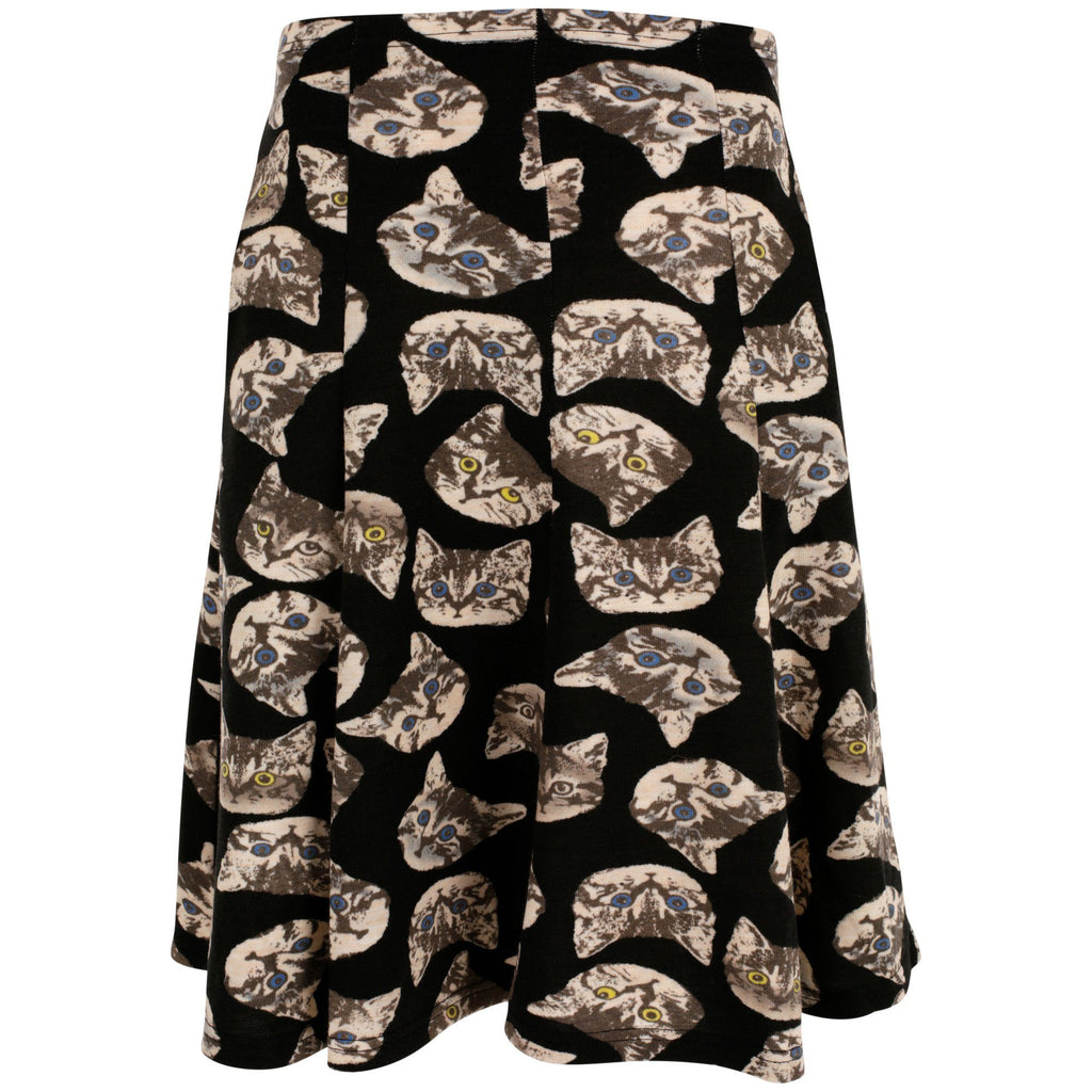 Wild About Cats Skirt
