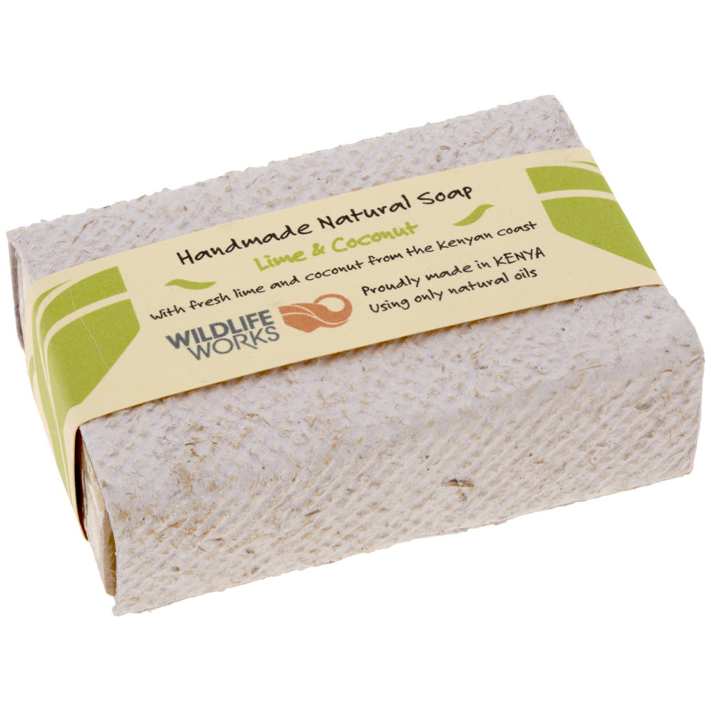 Wildlife Works Organic Soap