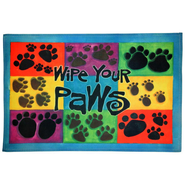 Wipe Your Paws Indoor/Outdoor Mat