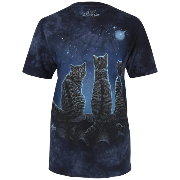 Wish Upon A Star Cats T-Shirt