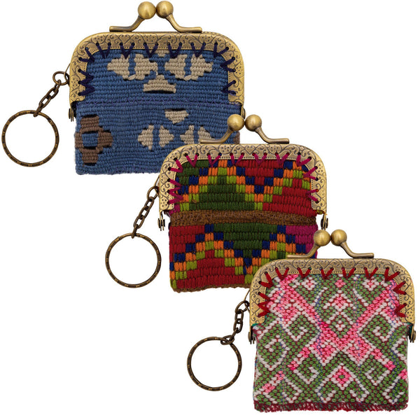 World Change Keychain Purse