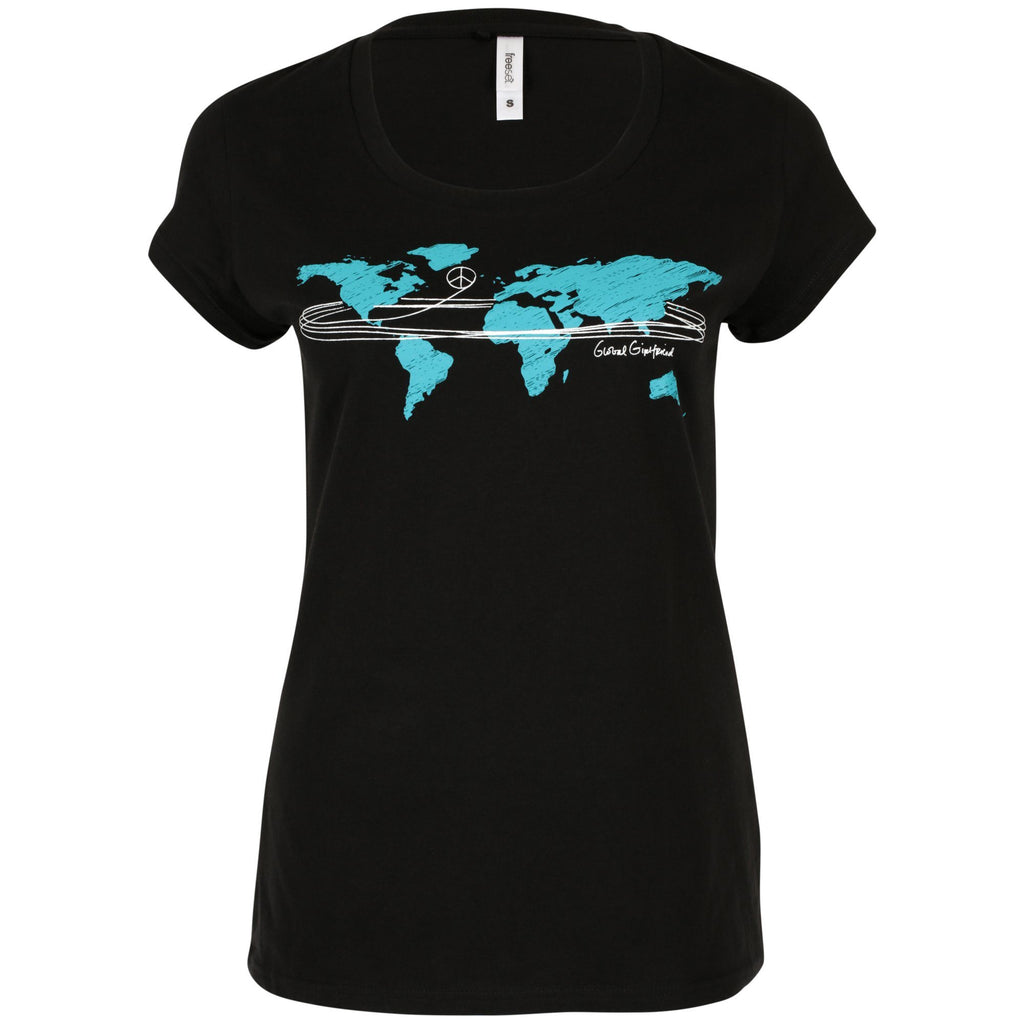 Wrap The World In Peace Tee