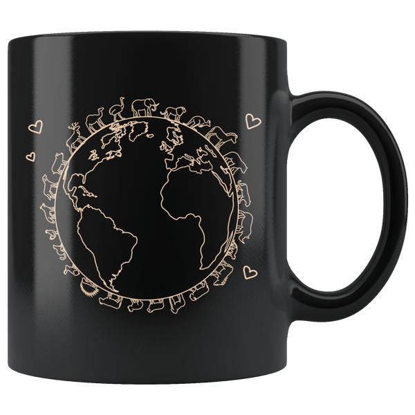 Drinkware - Love The Earth Mug
