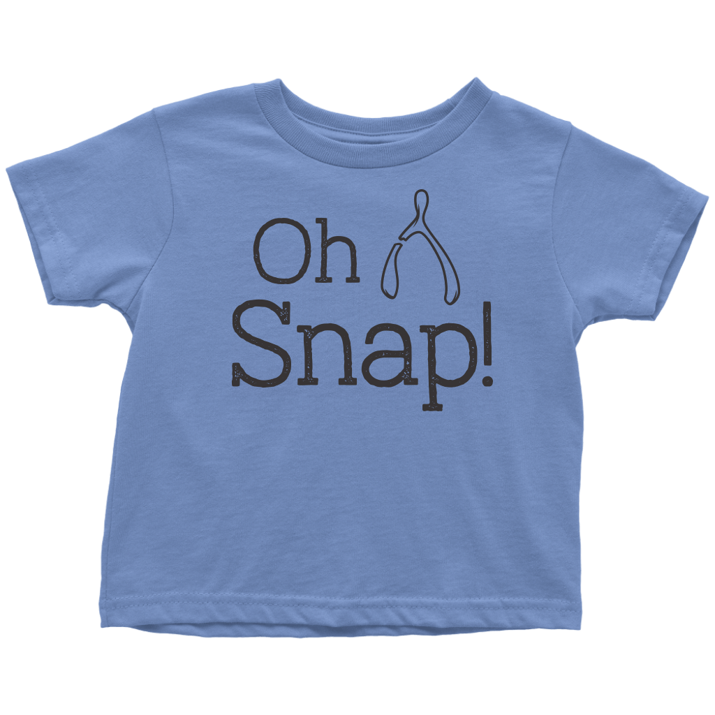 T-shirt - Oh Snap Toddler T-Shirt
