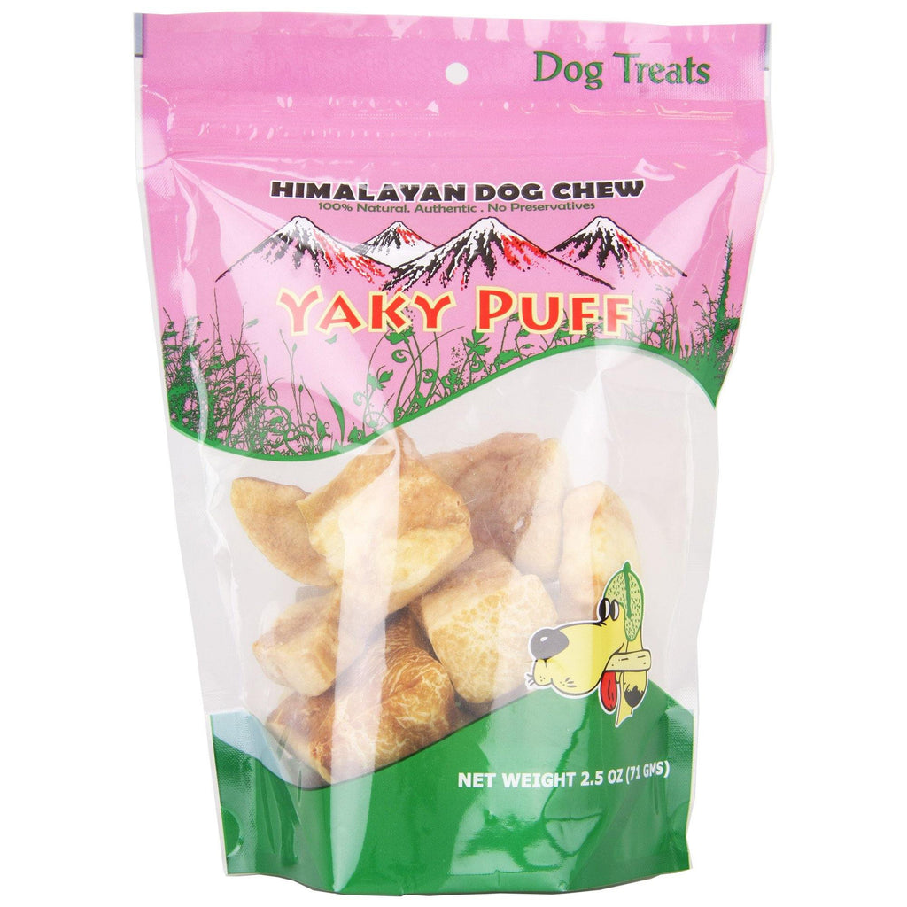 Yaky Puff Dog Treats