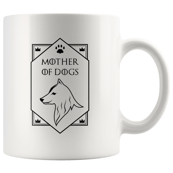 Drinkware - Mother Of Dogs Mug