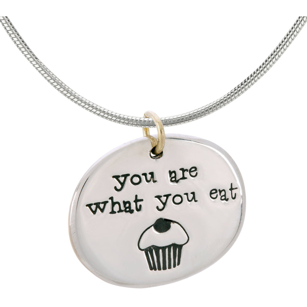 You Are What You Eat Necklace
