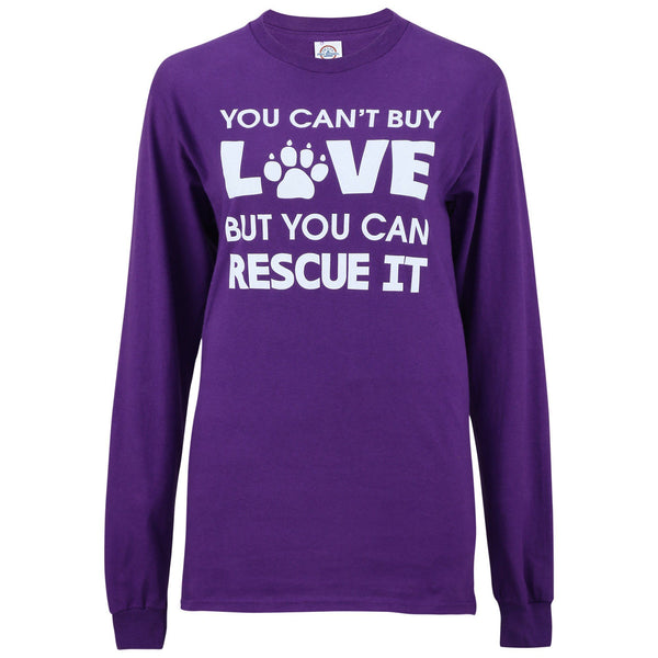 You Can't Buy Love Long Sleeve T-Shirt