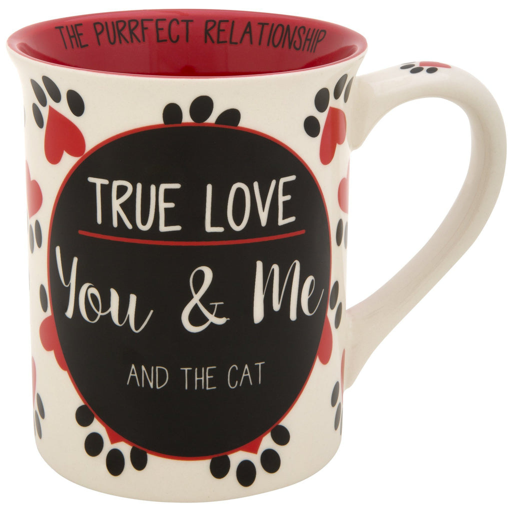 You Me And The Pet Mug
