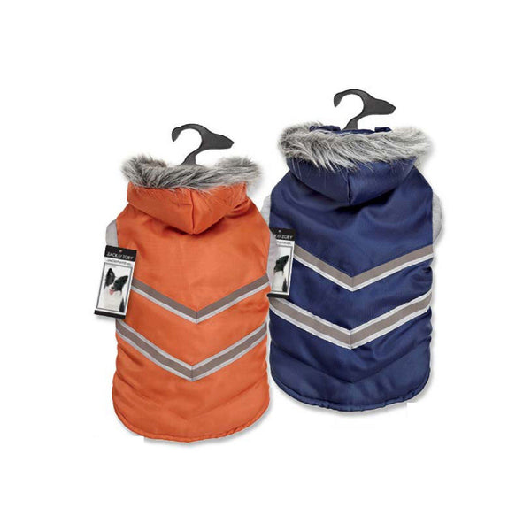 Zack & Zoey® Reflective Winter Dog Coat