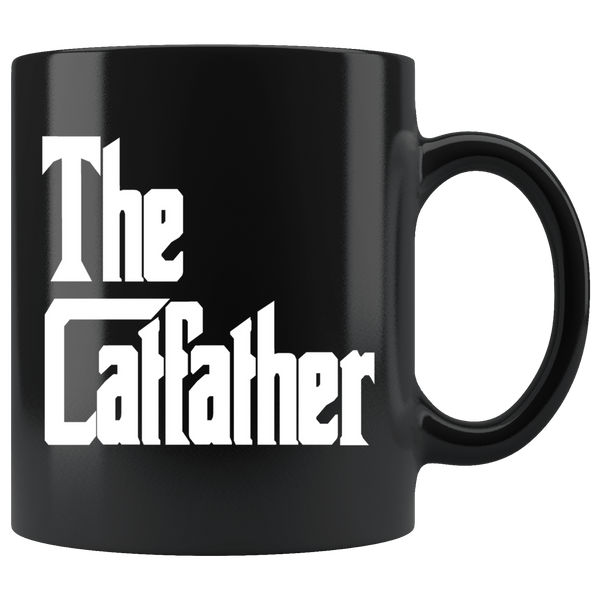 Drinkware - The Catfather Mug
