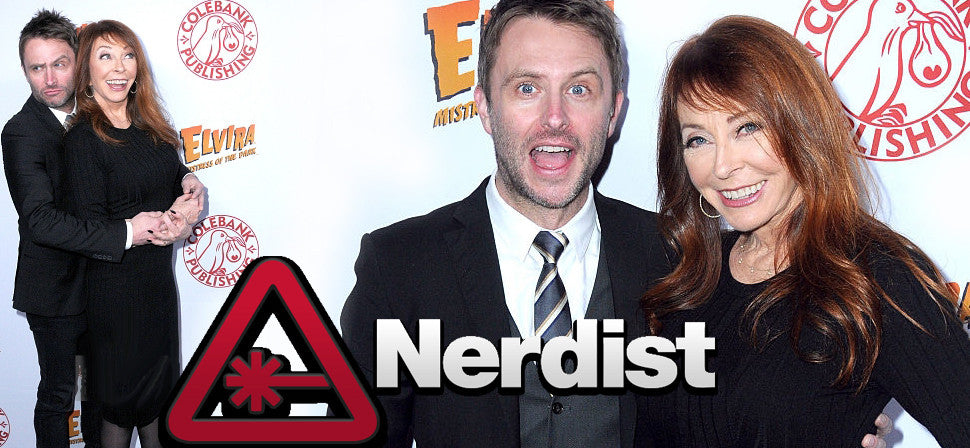Cassandra Peterson 'Nerdist' Podcast Interview