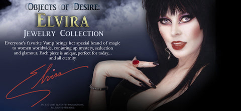 New Elvira Jewelry Collection From Sweet Romance