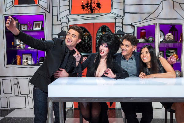 Elvira To Guest Judge On Food Network's Halloween Wars – Elvira.com
