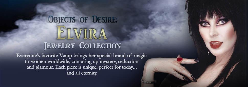 Elvira Mistress of the Dark Jewelry Collection