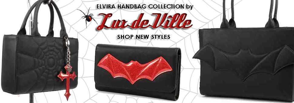 Elvira Collection by Lux de Ville