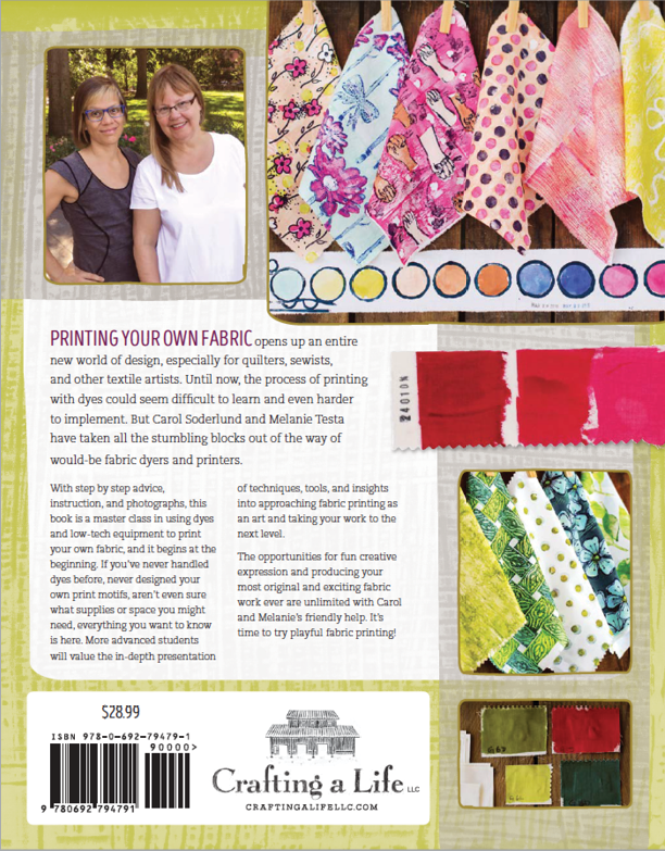Playful Fabric Printing The Complete Guide To Creating Beautiful