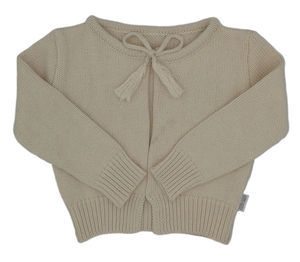 Girls Tassel Cardigan (3 colours available)