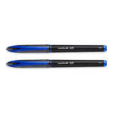 Uni-Ball Air Blue 0.7MM Blue Rollerball Pen, pack of 2 Pens