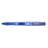 Papermate Clearpoint Colored Blue Lead Pencil 0.7mm With Eraser (Blue Lead)  Paper Mate Pencil