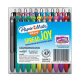 Paper Mate Inkjoy Retractable Gel Pens, Medium 0.7mm Pack of 22 Includes 7 New Colors  Paper Mate Gel Ink Pens